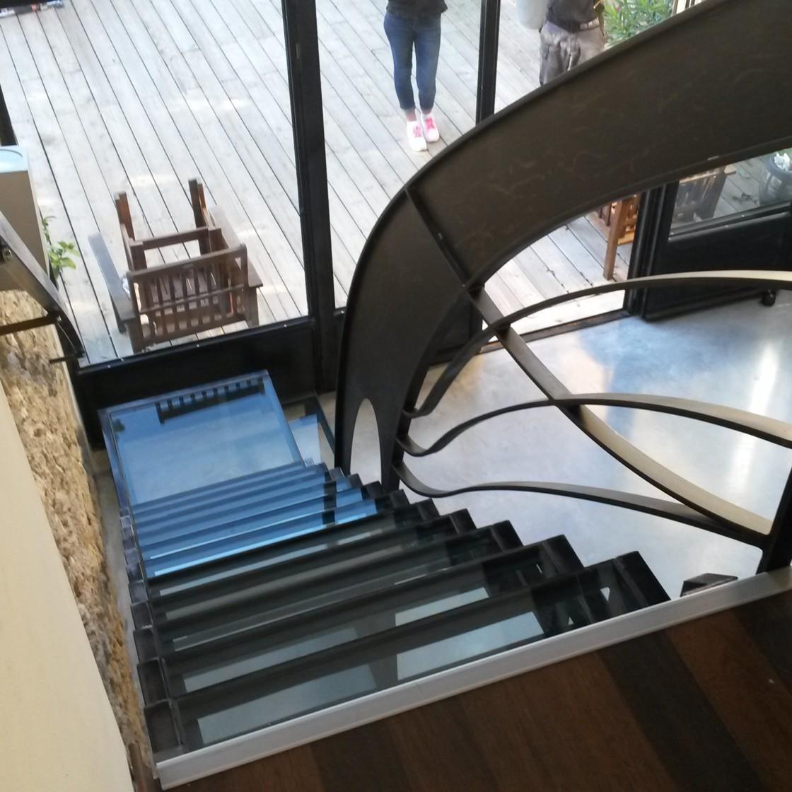 rampe moderne